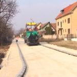 Privodi se kraju ovogodišnja kampanja asfaltiranja u Negotinu