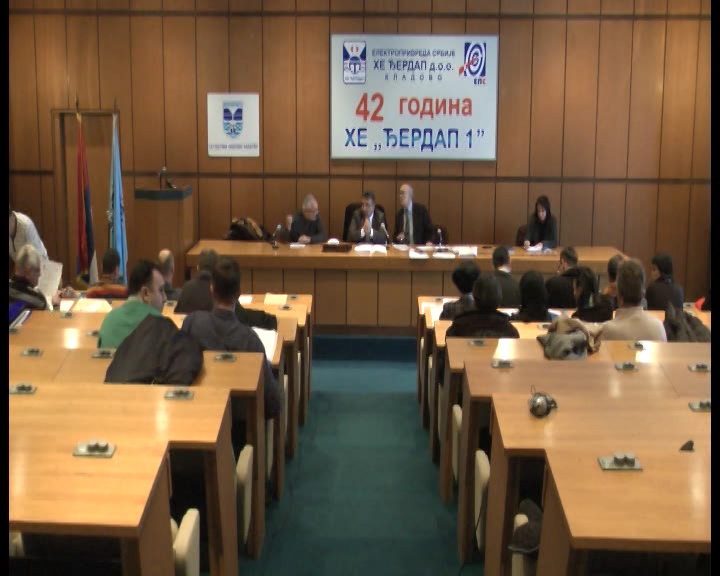 Još jedna Sednica skupštine opštine Kladovo