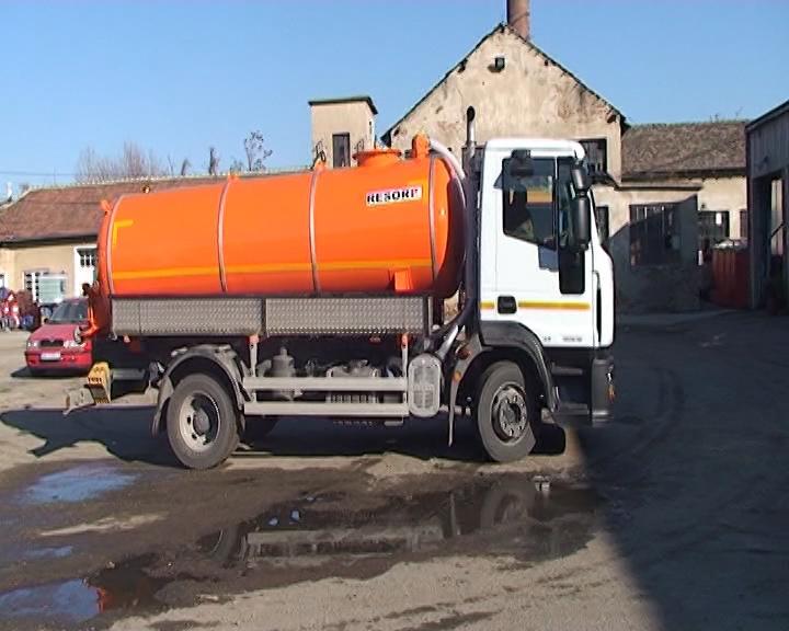 """JKP """"Badnjevo"""" Negotin nabavilo cisternu za otpadne vode i pražnjenje septičkih jama"""