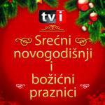 Srećne novogodišnje i božićne praznike želi vam televizija istok