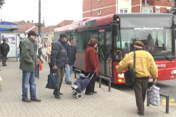 Red vožnje u Zaječaru redukovan tokom školskog raspusta