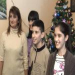 Uručena pomoć Brankici Živanović nezaposlenoj samohranoj majci troje dece