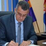 Gradonačelnik Velimir Ognjenović podneo ostavku