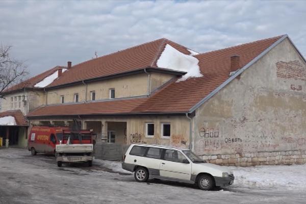 Radovi na rekonstrukciji doma kulture u naselju Suvi do u opštini Žagubica