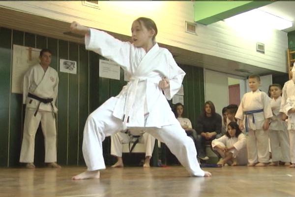Zimski karate kamp u Gamzigradskoj banji