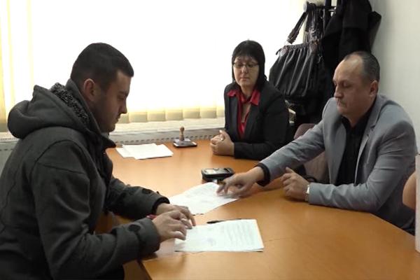 Potpisivanje ugovora povodom dodela opštinskih stipendija u opštini Žagubica
