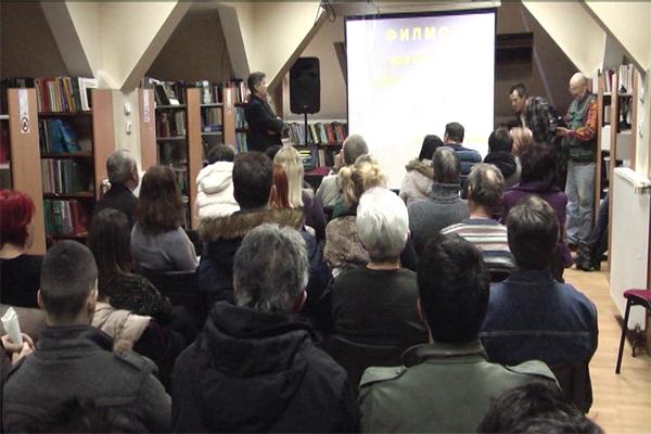 """Održano predavanje u Matičnoj biblioteci u Zaječaru """"Slavni dani i nestanak zaječarskih bioskopa"""""""