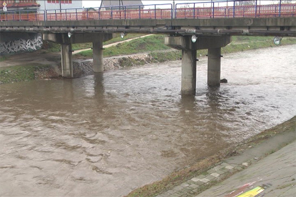 Vodostaji timočkih reka u porastu