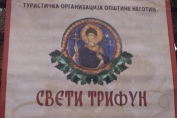 I ove godine obeležavanje Svetog Trifuna na rajačkim pivnicama