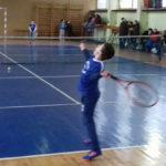 U subotu 25.02.2017. god. teniski turnir OP Zaječar AS Timok