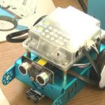 Donacija 5 mBot robota O.Š. Ljubica Radosavljević Nada