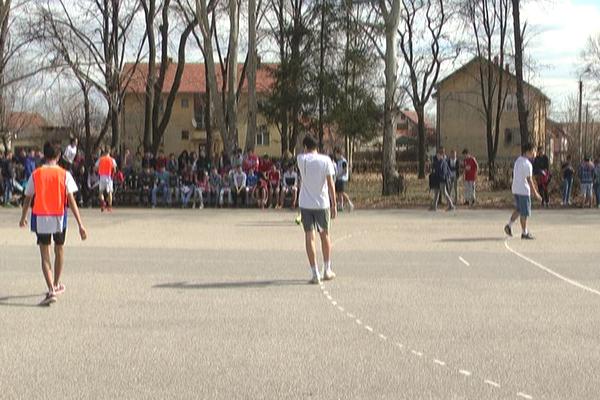 Početak Školske lige u rukometu, fudbalu i košarci u Zaječaru