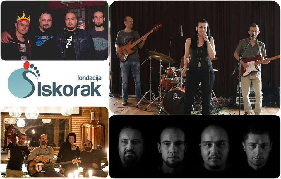 Sevdah metal bend I Madicine band sa Fondacijom Iskorak za Veljka iz Zaječara
