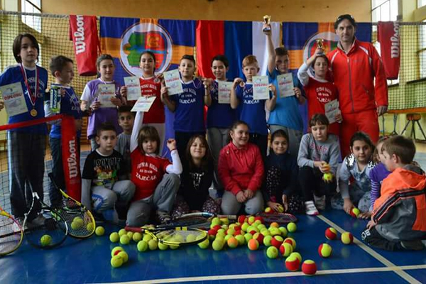 Uspeh tenisera iz Zaječara
