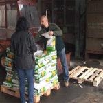 Donacija semenske robe i đubriva u Ngotinu