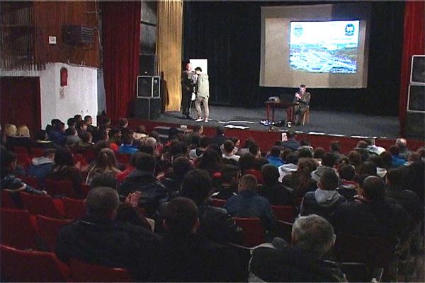 Promocija Vojne akademije u Boljevcu