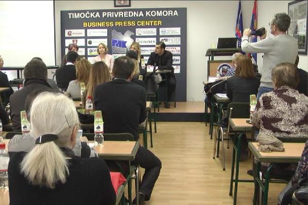 """Predavanje u Zaječaru """"Siva ekonomija u saobraćaju"""""""