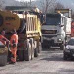 Počeli su radovi na asfaltiranju regionalnog puta Bor – Požarevac