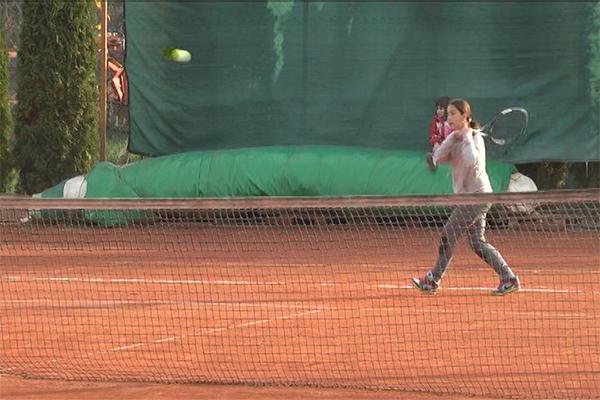 Teniski turnir OP Knjaževac