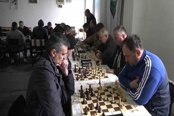 Prvi turnir u šahu u 2017.godini u Žagubici