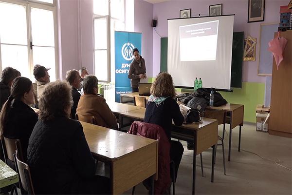 Zimska škola za poljoprivrednike u Žagubici