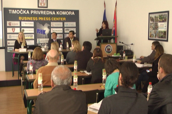 """Održan seminar u Zaječaru """"Podrška unapređenju poljoprivrednog sektora"""""""