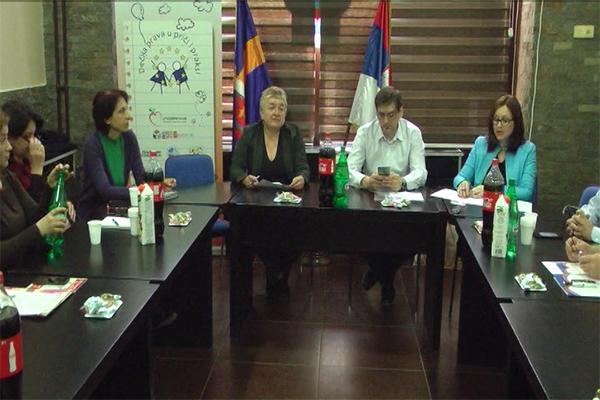 u Zaječaru održana diskusija na temu unapređenja podrške deci sa smetnjama u razvoju