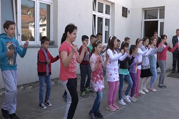 Održana tradicionalna preduskršnja priredba u OŠ ''Jovan Šerbanović'' u Laznici
