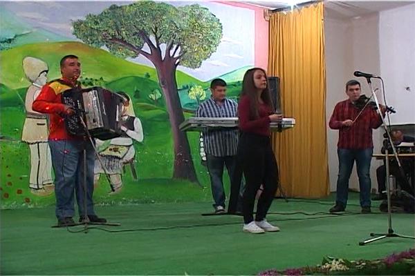 Takmičenje pevača amatera u Bogovini