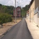 Asfaltiranje seoskih ulica u mesnim zajednicama Mokranje i Dupljane