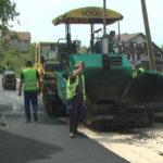 U Zaječaru počelo asfaltiranje Lazarevačke ulice