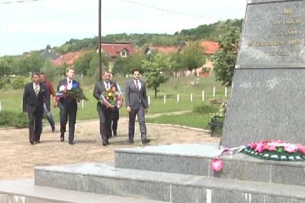 Dan pobede nad fašizmom u Drugom svetskom ratu - 9. maj, obeležen u Kladovu