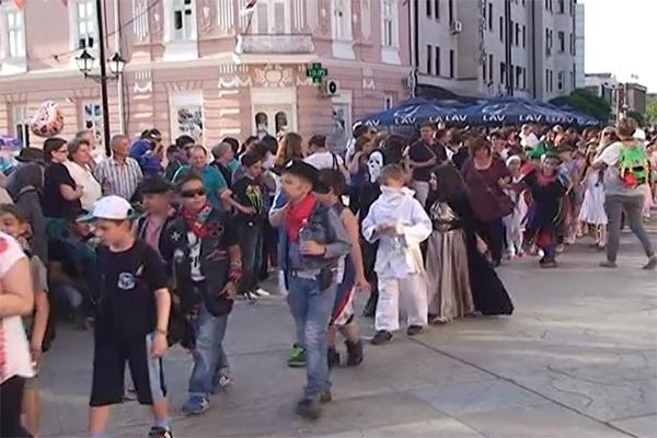 Karneval i Škole svome gradu - 24. maja na Gradskom trgu u Negotinu