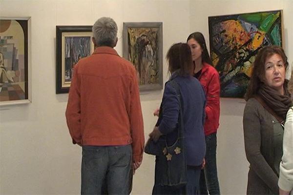 U Negotinu otvorena izložba slika i skulptura negotinskih likovnih umetnika