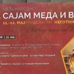 Četvrti dan Majskih svečanosti opštine Negotin