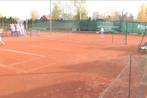 Održan teniski turnir OP Zaječara za takmičare do 10 godina u Zaječaru