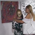 Likovna izložba negotinskih akademskih umetnika Sanje i Milana Radosavljevića u Negotinu