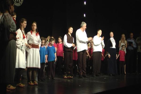 Završni koncert Centra za tradicionalne umetnosti Koreni