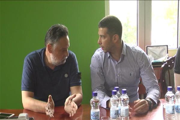 Ministar omladine i sporta Vanja Udovičić posetio je Zaječar