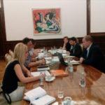 Sastanak u Ministarstvu finansija Republike Srbije – Podrška Vlade RS Gradu Zaječaru
