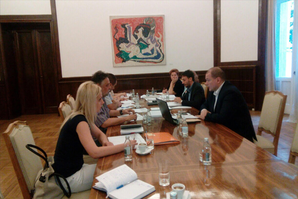 Sastanak u Ministarstvu finansija Republike Srbije - Podrška Vlade RS Gradu Zaječaru