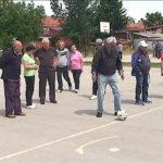 Međuopštinski sportski susreti penzionera borskog i zaječarskog okruga u Negotinu