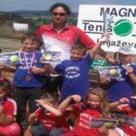 Novi uspesi zaječarskih najmlađih tenisera