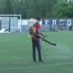 Na Stadionu u Zaječaru obavljeni tretmani dezinfekcije i dezinsekcije