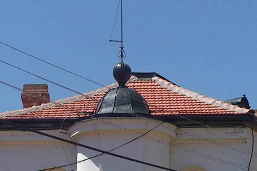Privode se kraju radovi na rekonstrukciji krova upravne zgrade Muzeja Krajine