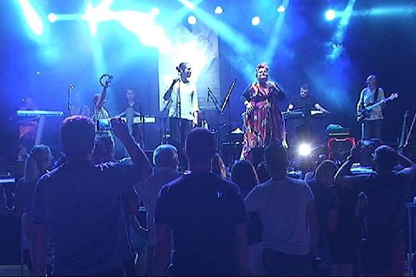 """U Negotinu je održan koncert pod nazivom """"Moj život je moje blago"""" posvećen Luisu"""
