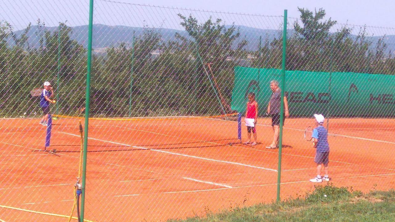 Odličan uspeh malih tenisera iz Zaječara
