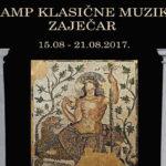 IV Kamp klasične muzike u Zaječaru