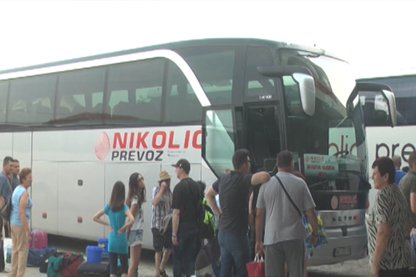 Negotin: Nova autobuska linija Nikolić prevoza za Beč  preko Rumunije