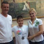 Prijem za mladog zaječarskog šahistu u Gradskoj upravi u Zaječaru